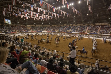 Rodeo Show in Fort Worth